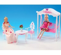 Мебель для куклы Gloria Терраса 2619