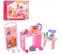 Мебель для куклы Gloria 9817