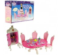 Мебель для куклы Столовая Gloria 1212