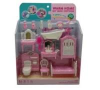 Мебель для кукол Ванная 0588-25