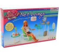 Мебель для кукол Gloria Кабинет 2818
