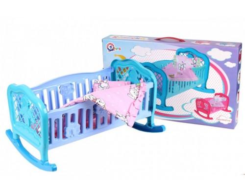 Кровать для кукол Технок 4524 2 цвета