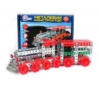 Металлический конструктор Технок Поезд 4814