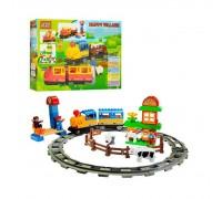 Конструктор Железная дорога Limo Toy M 0439 60 деталей