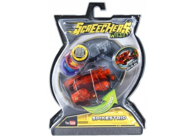 Машинка-трансформер Screechers Wild L2 Спайкстрип EU683125