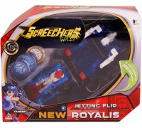 Машинка-трансформер Screechers Wild S2 L2 Роялис EU684301