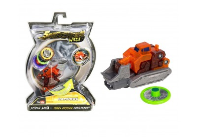 Машинка-трансформер Screechers Wild L2  Рампид EU683224