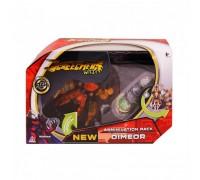 Машинка трансформер Screechers Димио EU684502