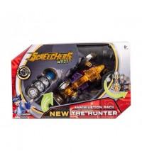 Машинка-трансформер Screechers Wild Hunter Хантер EU684501