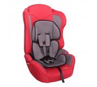 Детское автокресло Zlatek Atlantic Lux 1-12 лет 9-36 кг категория 1-2-3 красный