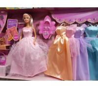 Кукла с нарядами Defa 6073B