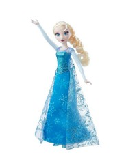 Кукла Frozen Поющая Эльза Hasbro Disney Princess B6173 оригинал