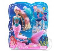 Кукла Русалочка Defa 8243