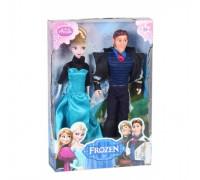 Frozen набор кукол ZT8878A