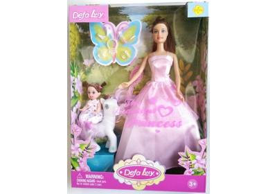 Кукла с ребенком Defa 8077