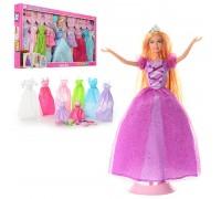 Кукла с нарядами Defa 8266 2 вида