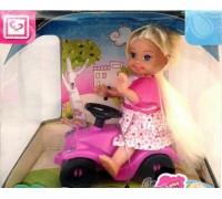 Кукла Defa с квадроциклом К899-22