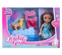 Кукла с ванной и аксессуарами BLD226