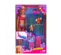 Кукла Bettina с бассейном и питомцами 68012