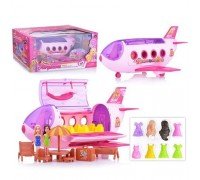 Игровой набор самолет Барби 7813