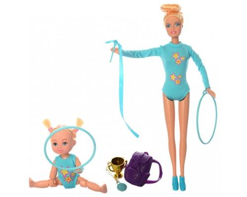 Кукла Defa Гимнастка 8353