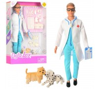Кукла кен Defa Доктор с аксессуарами 8346B