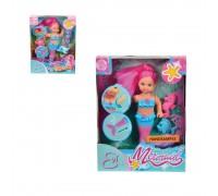 Кукла Simba Русалочка Эви с подводными друзьями 5731266