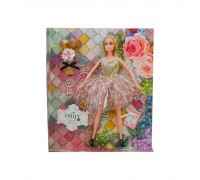 Кукла Emily с букетом и аксессуарами QJ077В
