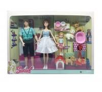 Набор кукол Семья 7725-F1