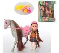 Набор кукла с лошадкой 53819