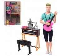 Кукла Кен музыкант 7728-B2