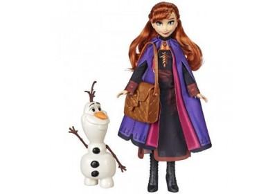 Кукла Frozen Hasbro Холодное сердце 2 Анна с аксессуарами E6661
