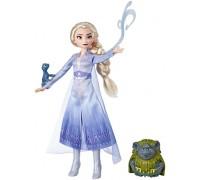 Кукла Frozen Hasbro Холодное сердце 2 Эльза с аксессуарами E6660
