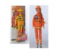 Кукла Defa пожарный 8641