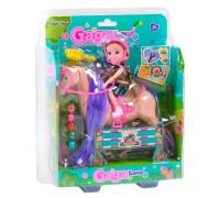 Кукла с лошадкой Gaga Love 53810