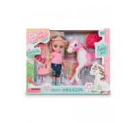 Кукла с лошадкой и аксессуарами 58003
