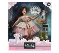 Кукла Emily с олинёнком 087