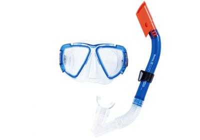Набор для плавания маска трубка Bestway 24029