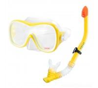 Набор для плавания маска трубка Intex 55647