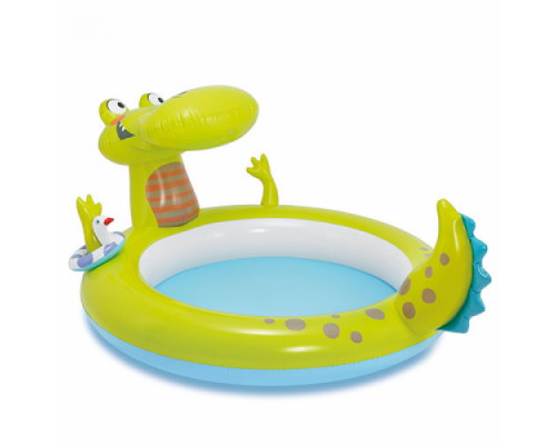 Бассейн Крокодил Intex 57431