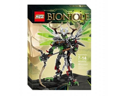 Конструктор KSZ Bionicle 612-2 Охотник Тьмы Умарак (аналог Lego) 283 детали