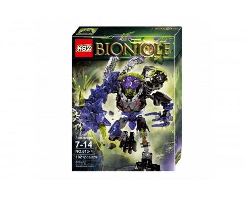 Конструктор KSZ Bionicle 613-4 Монстр Землетрясений 102 детали