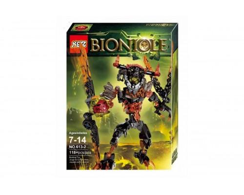 Конструктор KSZ Bionicle 613-2 Лава-Монстр 118 деталей