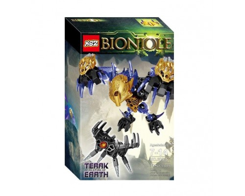 Конструктор KSZ Bionicle 609-5 Терак Тотемное животное Земли