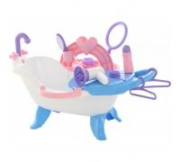 Набор Ванная для купания кукол Polesie №2 47250