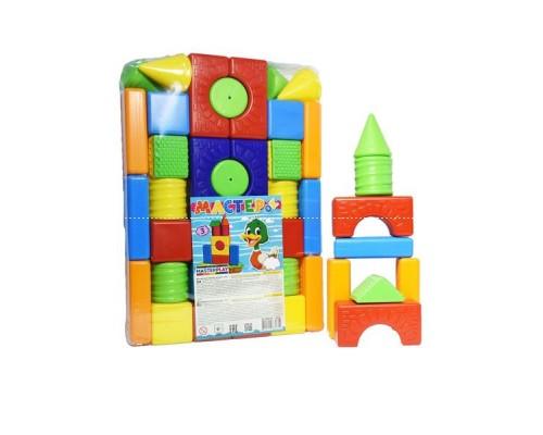 Кубики Мастерок №3 1-072