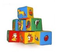 Мягкие кубики 13134 Математика