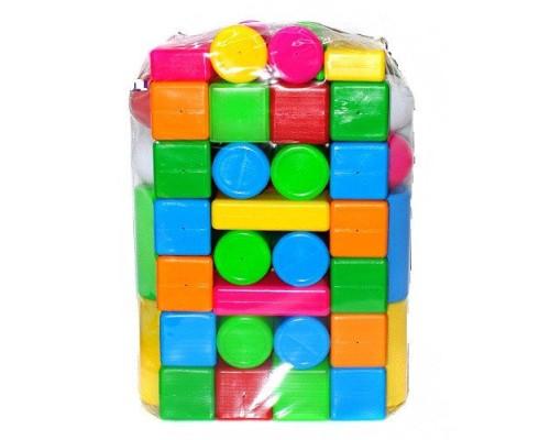 Кубики Будівельник №2