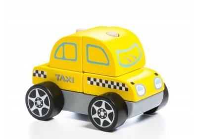 Машинка такси Cubika 13159 LM-6