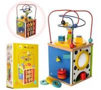 Деревянная игрушка Игра логика MD 1058